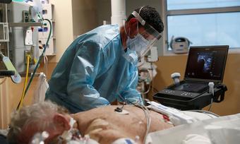 Người phụ nữ mắc COVID-19 hồi sinh thần kỳ sau 45 ngày thở máy, 16 ngày ECMO