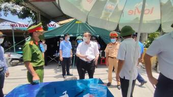 Chủ tịch Hà Nội kêu gọi người dân khai báo y tế thường xuyên