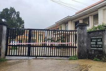 Gia Lai: Phong tỏa trụ sở phường liên quan ca nhiễm SARS-CoV-2