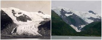 Với công nghệ, chúng ta có thể thấy Trái đất đã thay đổi ra sao trong 100 năm qua