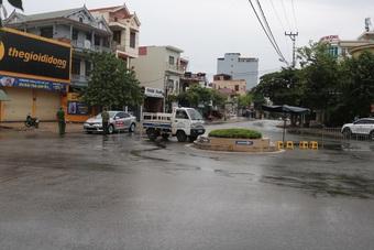 Tài xế taxi dương tính với SARS-CoV-2, Đồng Hới giãn cách toàn thành phố