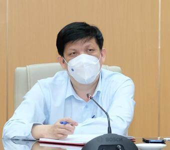 Bộ trưởng Y tế: Dịch ở các tỉnh phía Nam vẫn diễn biến phức tạp nhưng đã có dấu hiệu tích cực