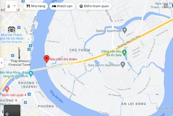 Nóc Hầm Thủ Thiêm – địa điểm vui chơi, ngắm cảnh và sống ảo siêu đẹp tại Sài Gòn