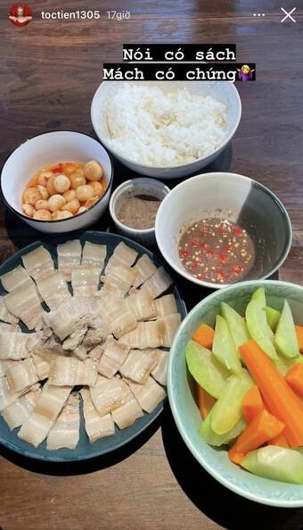 Học ngay mẹo bảo quản đồ ăn của Tóc Tiên để giữ thực phẩm lâu hơn vào mùa dịch