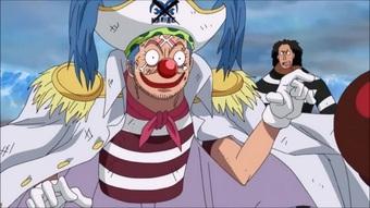 """One Piece: Nhọ như """"chúa hề"""" Buggy vì ăn nhầm trái ác quỷ mà mất đi sức mạnh và luôn bị dìm hàng trong băng Roger?"""