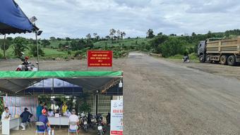 Đắk Lắk áp dụng chỉ thị 16/CT-TTg cho TP. Buôn Ma Thuột và huyện Cư Kuin từ 0h ngày 24/7