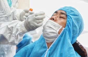 Sáng 23/7, Hà Nội có 21 trường hợp dương tính với SARS-CoV-2