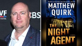 Chuyển thể tiểu thuyết ''The Night Agent'' thành phim
