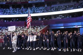 'The Rock' Dwayne Johnson động viên tinh thần đội tuyển Mỹ tham dự Thế vận hội Tokyo