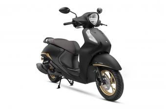 Yamaha Fascino 125 Fi Hybrid chính thức chốt giá chưa tới 22 triệu đồng