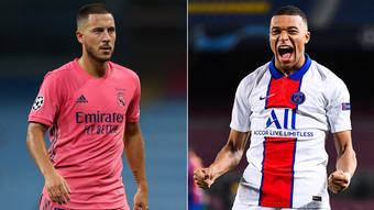 Real Madrid bán rẻ Hazard, dồn tiền mua Mbappe