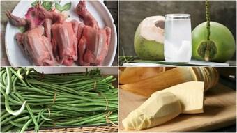 Cách làm nước dừa nha đam thanh mát giải nhiệt cơ thể