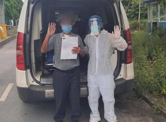 Bệnh nhân COVID-19 sau 27 ngày nguy kịch, đã được xuất viện