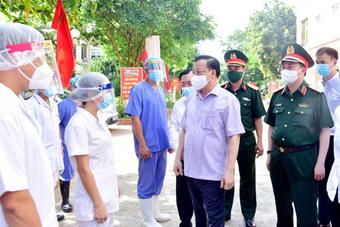 Bí thư Hà Nội nói về quyết định cách ly xã hội, mong người dân đồng lòng