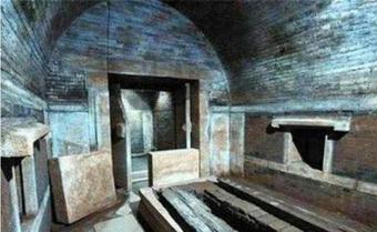 """Bước vào lăng mộ thái giám Lý Liên Anh, đội khảo cổ """"chết khiếp"""" vì cảnh tượng ám ảnh bên trong quan tài!"""