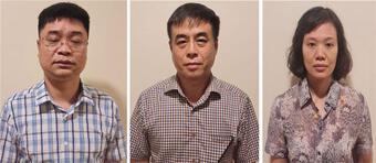 Bộ Công an bắt giữ 1 Đội trưởng Đội QLTT Hà Nội