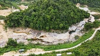 Công tác tìm kiếm cứu nạn tại Rào Trăng 3 giai đoạn 7 gặp khó do địa hình, thời tiết