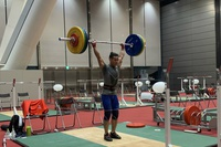 Thạch Kim Tuấn tranh huy chương cử tạ Olympic Tokyo
