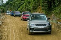 Chinh phục tứ đại đỉnh đèo bằng Land Rover