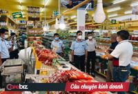CEO Bách Hóa Xanh trả lời QLTT: Nhiều người đến mua hàng rồi về nâng giá bán, khiến người dân bức xúc phản ánh hệ thống bán giá cao trong mùa dịch!