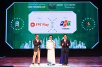 """""""FPT Telecom chiếm trọn 3 Giải thưởng Thành phố Thông minh Việt Nam 2020"""""""