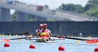 Rowing Việt Nam không thể vào nhóm tranh huy chương Olympic