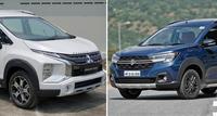 """Suzuki XL7 vs Mitsubishi Xpander Cross: Khi bạn có 600 triệu lại thích xe rộng rãi, """"sang xịn"""""""
