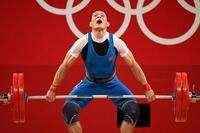 Thạch Kim Tuấn lần thứ hai bị loại cay đắng thi cử tạ Olympic