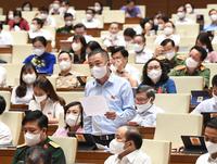 Đại biểu Quốc hội đề xuất hệ thống chống dịch ''3 tầng''