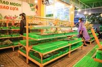 Giá rau, thịt ở các siêu thị tại TP.HCM chênh nhau thế nào?