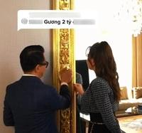 Gương 2 tỷ đồng của Thái Công gây tranh cãi, giới chuyên môn nói gì?
