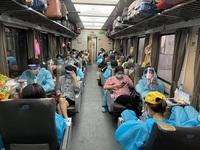 Hà Tĩnh: Nghiêm cấm người nhà vào ga đón công dân từ TP HCM trở về nhằm đảm bảo phòng dịch