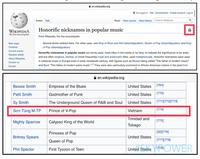 Sơn Tùng là đại diện Vpop duy nhất trong danh sách nghệ sĩ có danh xưng cao quý do Wiki quốc tế tổng hợp