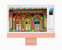 iMac 2021 ra mắt với tùy chọn màu rực rỡ, giúp dân văn phòng đổi gu