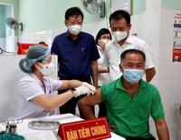Quảng Bình triển khai tiêm chủng vaccine phòng COVID-19 đợt 3