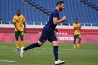 Olympic Pháp ngược dòng điên rồ trong trận đấu 7 bàn thắng