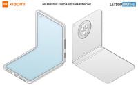 Xiaomi đang phát triển Mi MIX Flip với thiết kế gập vỏ sò, cạnh tranh Galaxy Z Flip?