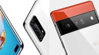 Pixel 6 XL sẽ tiếp tục bất bại về nhiếp ảnh với tổng độ phân giải camera 122MP