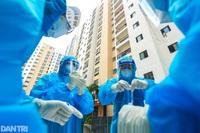 Hà Nội: Thêm 24 ca dương tính SARS-CoV-2, có F0 là nhân viên giao hàng
