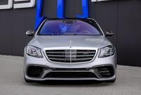Bản độ Mercedes-AMG S 63 mạnh hơn siêu xe