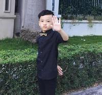 Quế Vân hiếm hoi khoe ảnh con trai như hot boy và nhắn nhủ đầy yêu thương trong dịp sinh nhật tròn 11 tuổi