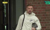 Tuyển thủ Anh rời khách sạn về nhà sau thất bại Euro
