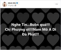 Nghệ sĩ Kim Phượng vừa qua đời vì Covid-19 và có bệnh lý nền, dàn sao Việt vô cùng tiếc thương!