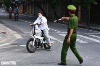 Hà Nội: Hơn 13.000 phương tiện phải quay đầu, gần 300 người bị xử phạt