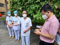 Đã có 730 bệnh nhân COVID-19 ở Bệnh viện Dã chiến số 8 được xuất viện