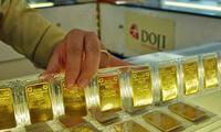 Giá vàng 25/7/2021: Vàng tăng mạnh cuối tuần