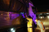 Không kiểm tra xe chở hàng thiết yếu, lương thực, thực phẩm phục vụ vùng có dịch