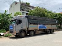 Thêm 5 tấn rau củ đến từ Đăk Nông hỗ trợ sinh viên TP.HCM