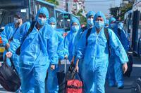Kỷ lục: Việt Nam thêm gần 8.000 ca Covid-19 mới, TP.HCM 5.396 ca