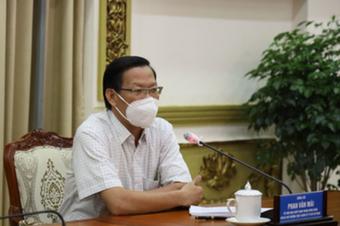 Phó Bí thư Thường trực Phan Văn Mãi: TP.HCM sẽ giới hạn thời gian người dân được ra đường
